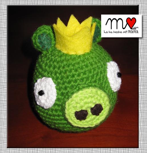 Cerdito Angry Birds