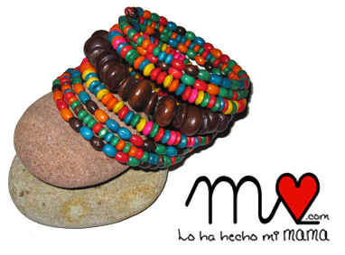 pulsera colorines