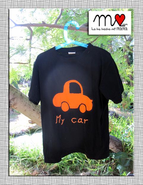 DIY camiseta negra 06