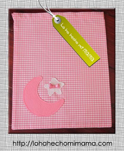 bolsa almuerzo niña rosa