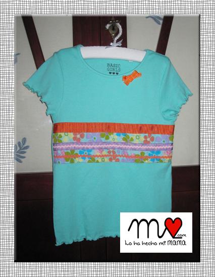 camisetas verano 2014 azul