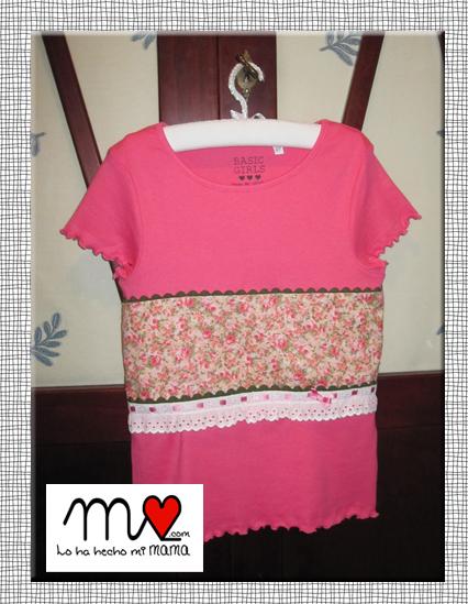 camisetas verano 2014 rosa