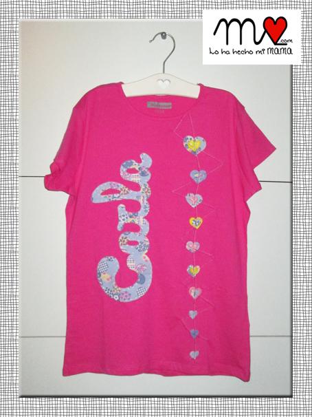 camiseta Carla