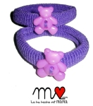 coletero osito violeta