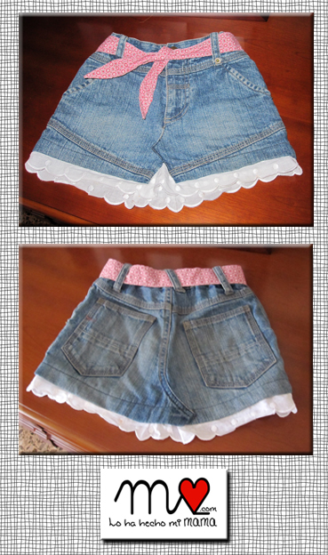 pantalon a falda